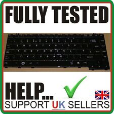 Working Genuine Original Toshiba Satellite L300 Series Laptop UK Keyboard