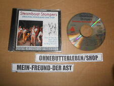 CD Jazz Steamboat Stompers - Original Dixieland One Step (12 Song) PASTELS