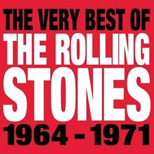 Very Best Of The Rolling Stones 1964-1971 - Rolling Stones (2013, CD NUOVO)