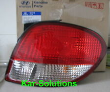 Hyundai Coupe Tail Rear Lamp Light 1999-2001 Right OSR 9240227510 New Offside