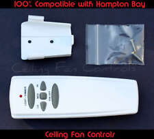 Replacement Hampton Bay Wireless Ceiling fan Remote