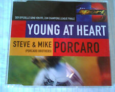 Porcaro Brothers YOUNG AT HEART cd single 1997 (Joseph Williams.Toto.Mike.Steve)