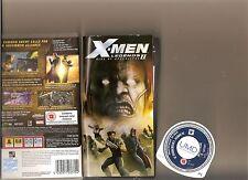 X Men Legends 2 Rise Of Apocalypse PSP Handheld