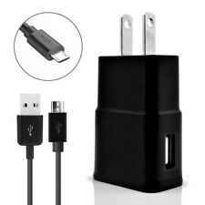 2in1 Home Charger 3.1 amp+3 Feet Micro USB Cable For Samsung Galaxy Note 4