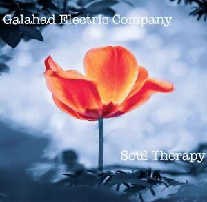 GALAHAD ELECTRIC COMPANY - SOUL THERAPY SEALED 2021 DIGIPAK CD