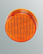 "LED 2"" Amber Clearance-Marker Light - TRUCK TRAILER BOAT RV Yellow"