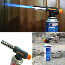 BBQ Blow Torch Burner Welding Soldering Iron Lighter Flame Gun Gas Butane