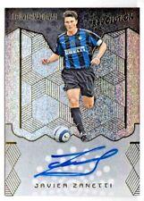 2017 Panini Revolution Javier Zanetti Autographs Inter Milan (Serie A) Auto A-JZ