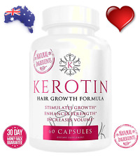 ❤ Kerotin Hair Growth Vitamins - Keratin treatment stronger longer full of life!