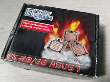 BNIB EK-NB/SB Asus 1 PC Chipset Water Liquid Cooling Block
