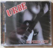URBE ''Mi Perdición'' 2008 CD Spanish Hard Rock Sleazy Rare Private Album New
