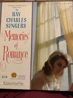 "THE RAY CHARLES SINGERS ""MEMORIES OF ROMANCE"" Box Set 5 Records LP VINYL"