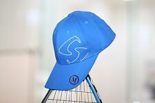 GEARBOX BLUE CAP 100% COTTON with Adjustable Strap. size MEDIUM 56 CM