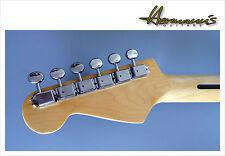 Vintage Gitarren Mechaniken, Kluson Style, Vintage Guitar Tuners, 6 in Reihe