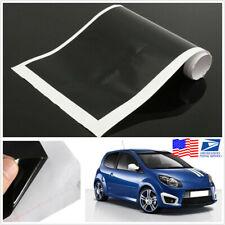 "Black Car Windshield Reflector Strip Sticker Window Visor Stripe Decal 6""x60"" US"