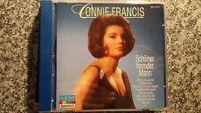 CD Connie Francis / Schöner fremder Mann - Album 1994