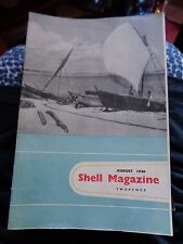 JUST POST WW2 SHELL MAGAZINE AUGUST 1946 HOW REMBRANDTS WERE SAVED DURING WW2