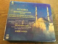 Cantemir - Istanbul [CD Album] Hespèrion XX  Jordi Savall