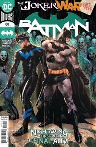BATMAN #99 (2020) Tynion IV & Jimenez JOKER WAR!!