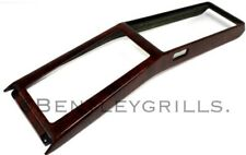 MERCEDES SL R129 CENTRE LONG CONSOLE GENUINE WOOD RHD AND LHD AVAILABLE