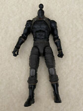 2020 HASBRO GI*JOE CLASSIFIED DELUXE SNAKE-EYES 00 CUSTOM FODDER BODY LOOSE