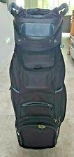 Callaway Golf 2019 Org 14 Cart Bag Black/Titanium/White. Used Once