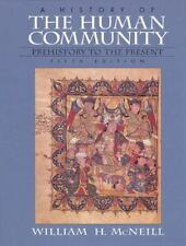A History of the Human Community, Combined (5th Edition)-ExLibrary