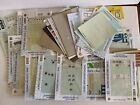 HO Scale Micro Scale Industries Railroad Train Decals Signs Collection