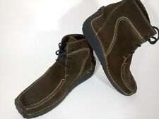 Camel Active Suade Ankle Boots. Size 5. VGC.