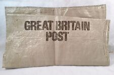 "Great Britain Post Mailing Bag 24"" x 43"" 1988 MBX"