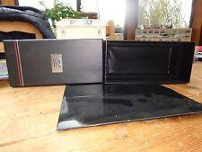 Boîte vide Rolls Royce et surboîte Ixo 1/43ème