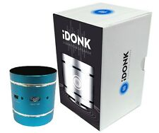 iDONK Bluetooth 10W Vibration Speaker / Universal / FREE SHIPPING / BLUE