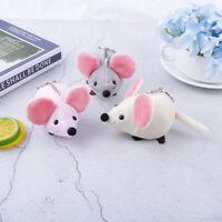 Mini Cute Lovely Mini Mouse Toys Stuffed Plush Animal Toy key chain Do bnTWUK