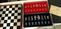 Vintage Saratoga Mint Walt Disney's Chess set