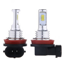 2pcs For Car Headlight 35W 4000LM 6000K White LED H11 H8 H9 H16 Fog Lights Bulbs