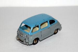 MERCURY #19 1957 - FIAT 600 MULTIPLA - GRIGIO (TETTO CELESTE) - VERY GOOD NO BOX
