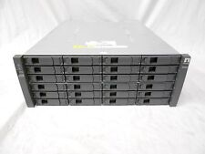 NetApp DS4246 Disk Array Shelf W/ 24x SAS Trays 2x IOM6 SAS Expansion Array