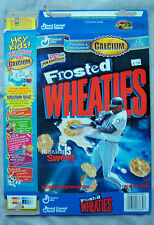 KEN GRIFFEY JR FROSTED WHEATIES CEREAL BOX