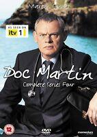 DOC MARTIN-STAFFEL 4 - CLUNES,MARTIN/CATZ,CAROLINE  2 DVD NEU