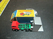 Matchbox Regular Wheels #26 GMC Tipper Truck