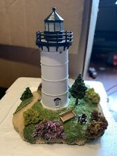 East Chop Massachusetts #561 Harbour Lights 2009 Lighthouse With Coa Limited