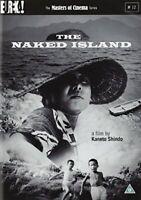 The Naked Island (Masters of Cinema) (1960) [DVD][Region 2]