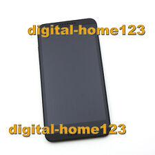 Full LCD Screen Touch Digitizer Frame For HTC Desire 816G 816H D816G D816H Black