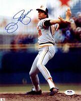 Jim Palmer autographed signed 8x10 photo MLB Baltimore Orioles PSA COA
