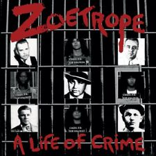ZOETROPE - A Life of Crime (NEW*LIM.250 RED V.*US SPEED METAL '87)
