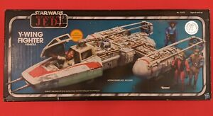 STAR WARS VINTAGE COLLECTION ROTJ Y-WING FIGHTER 2011 TOYS R US EXCLUSIVE