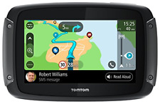 TomTom Rider 550 Motorcycle GPS Navigation Device 4.3 Inch with Motorcycle Sp...