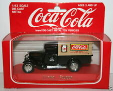 Véhicules miniatures coca-cola pour Citroën 1:43