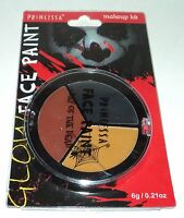 PRINCESSA Glow Face Paint Trio Compact Makeup Kit #1 New In package