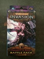 Warhammer Invasion LCG Fragments Of Power battle pack - Bloodquest Cycle